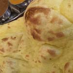 インディアンレストラン アンキットの気持ち - カボチャナンも選択可