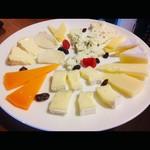 トラウベ - 世界のチーズ