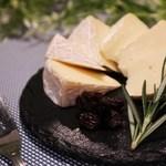 カマンベールチーズ〜レーズン添え〜
