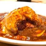 肉バル SHOUTAIAN - 和牛ハンバーグ