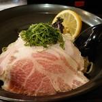 布施丿貫 - 「山崎真鯛と羅臼昆布の冷やし白湯そば」