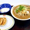 餃子の王将 - 料理写真:野菜煮込みラーメン