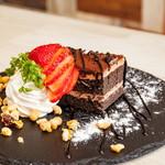 肉ときどき魚のビストロ Bon Carne - 料理写真:その日のドルチェ