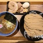 中華蕎麦 とみ田 - つけ麺(並)+特製トッピング