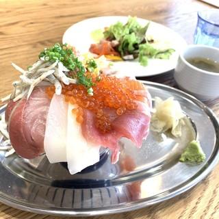 ♯uni Seafood - 海鮮丼