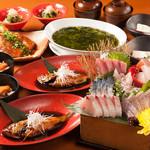 日本酒の魚枡 - 宴会