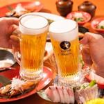 日本酒の魚枡 - 宴会2