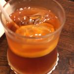 元町サントス - アイスの紅茶