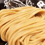 104392679 - 濃厚つけ麺(麺アップ)