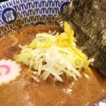 104392683 - 濃厚つけ麺(スープアップ)