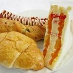 はーとやのパン - 今回のお買い物w