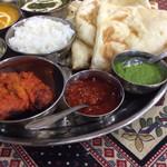 リトルインディア - 辛いタレ