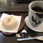 お石茶屋 - コーヒーセット