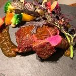 ビストロ セー - この日のお肉