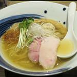 麺屋 翔 みなと - 鶏そば900円