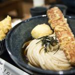 饂飩とお酒 からほり きぬ川 - 料理写真: