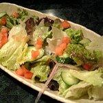 やはた茶屋 - グリーンサラダ