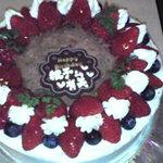 アンジェリック - バースデーケーキ