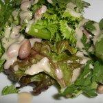 1044394 - 緑健野菜のグリーンサラダ