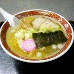 お食事処 膳楽 - しおラーメン(650円)