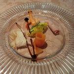 Yoropiandainingubakkasunoheso - 前菜