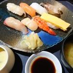 キッチン雅 - 料理写真:寿司セット