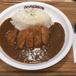 ドンピエール ジェット - とんかつカレー大盛り  1,200+220円