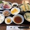漁 - 料理写真:天ぷら刺身御膳=1500円  税込