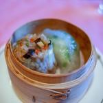 中国飯店 富麗華 - ☆香港式蒸し点心 2種盛り合わせ
