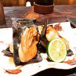 一燈 - 牡蠣の松前焼き♪