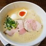 Mitsuba - 豚CHIKIしょうゆラーメン