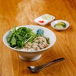 ベトナム料理 ふぉーの店 - 鶏のふぉーセット