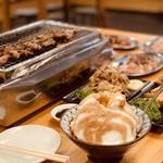 元祖あみやきどり 萬福食堂 - 料理写真: