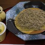 稲光 - 料理写真:十割そば