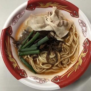 麺堂 稲葉 - 料理写真:天使の海老ラーメン 800円