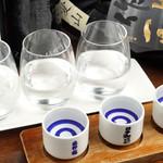 日本酒のめるとこ - 日本酒-1