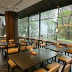 レストラン御倉 - カウンター