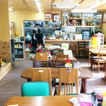 なかま食堂 - 新しい店内
