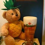 マハロカフェ リストランテ - こだわりの泡まで美味しいカールスバーグ生ビール