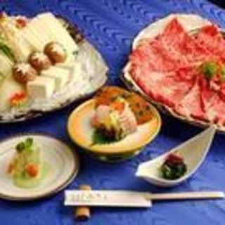 異人なべ(すきやき風うどん鍋)竹(肉225g)5,500円