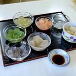 のしこん本舗 - 料理写真: