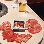 104421684 - 上焼き肉ランチ¥1500