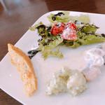 イタリア酒場料理 チーナ邸 - 前菜
