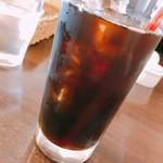 イタリア酒場料理 チーナ邸 - アイスコーヒー