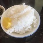 天龍ラーメン - ご飯150円!