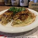 広島お好み焼き 鉄板 - 料理写真:肉玉そば