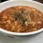 koreanカルビスープ