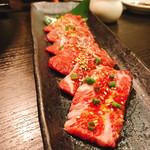 仙台ホルモン・焼肉 ときわ亭 - ときわ亭カルビ(たれ)