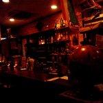 多国籍DINING Pangaea - 雰囲気のいいカウンター
