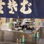 駅そば みかど - 2011/11 五稜郭駅の立ち食いそば。(みかどです